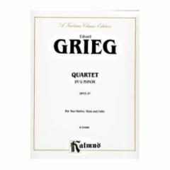 String Quartet in G Minor, Op. 27