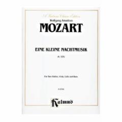 Eine Kleine Nachtmusik, K. 525 (2 Violins/Viola/Cello/Bass)