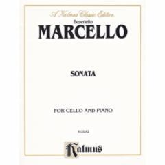 Sonata in A Minor (Cello and Piano)