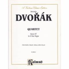 Quartet in Eb major, Op. 87