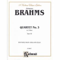 Quartet No.3 in C Minor, Op. 60