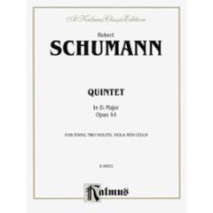 Quintet in Eb Major, Op. 44
