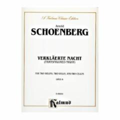 Verklarte Nacht (Transfigured Night) for String Sextet