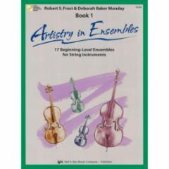 Artistry in Ensembles: Book 1