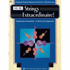 More Strings Extraordinaire!