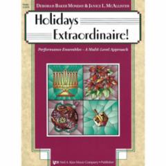Holidays Extraordinaire!