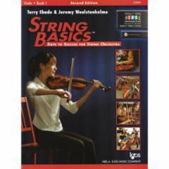 String Basics Book 1
