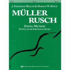 Muller-Rusch String Series: Book 1