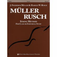 Muller-Rusch String Series: Book 2