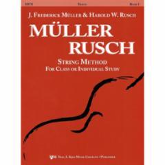 Muller-Rusch String Series: Book 3