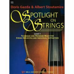 Spotlight on Strings: Book 1