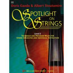 Spotlight on Strings: Book 2