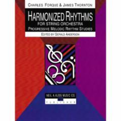 Harmonized Rhythms for Strings