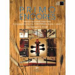 Primo Encores Elementary Level Ensembles
