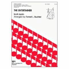 The Entertainer for String Quartet