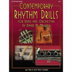 Contemporary Rhythm Drills