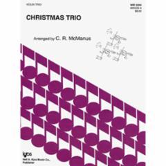 Christmas Trio for Three Violins
