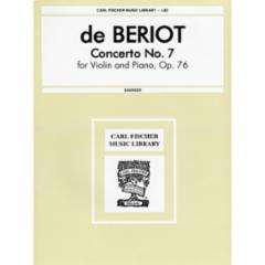 Concerto No.7 in G Major, Op. 76 (Violin)