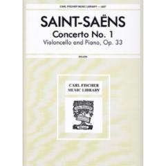 Concerto No. 1, Op. 33 for Cello and Piano