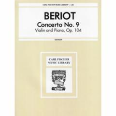 Concerto No. 9 in A Minor, Op. 104 (Violin)