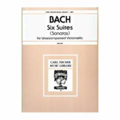 Six Cello Suites  (Malkin Edition)