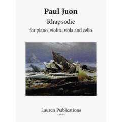 Rhapsodie for Piano, Violin, Viola, and Cello
