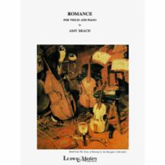 Romance for Violin and Piano