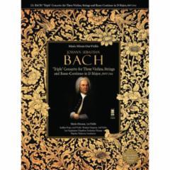 Concerto for Three Violins, BWV1064