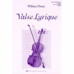 Valse Lyrique for Full Orchestra  (Grade 3)