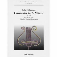 Concerto in A minor, Op. 129 for Cello