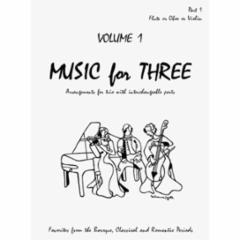 Music For Three: Volume 1