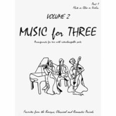 Music For Three: Volume 2
