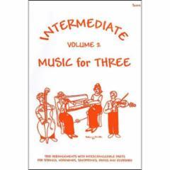 Intermediate Music for Three: Volume 2 (Classical Favorites)