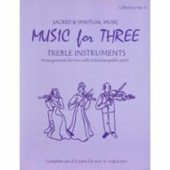 Music for Three Treble Instruments: Volume 4