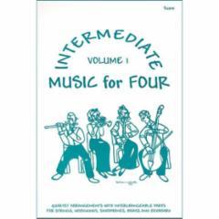 Intermediate Music for Four: Volume 1
