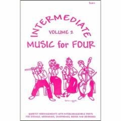 Intermediate Music for Four: Volume 2