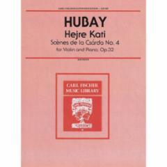 Hejre Kati (Scenes de la Csarda No. 4) for Violin and Piano, Op. 32