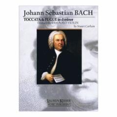 Toccata & Fugue in D minor for Solo Violin