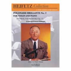 Polonaise Brillante No. 2, Op. 21 for Violin and Piano