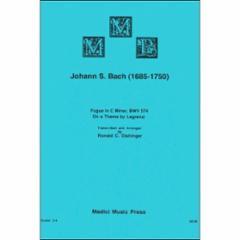 Fugue in C Minor, BWV 574
