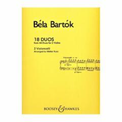 18 Duos for Cello