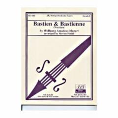 Bastienne Overture for String Orchestra (Grade 2)