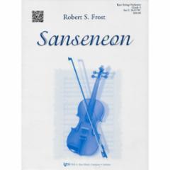 Sanseneon for String Orchestra (Grade 4)