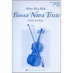 Bossa Nova Triste: Shakin' and Eggs for String Orchestra (Grade 2.5)