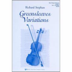 Greensleeves Variations (Grade 4)