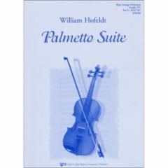 Palmetto Suite for String Orchestra (Grade 3.5)