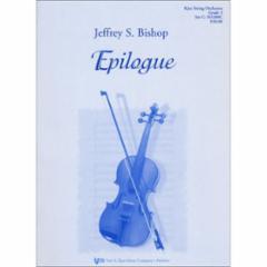 Epilogue for String Orchestra (Grade 3)