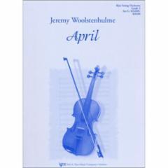 April for String Orchestra (Grade 3)
