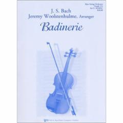 Badinerie for String Orchestra (Grade 2.5)