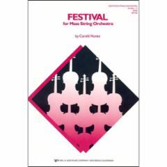 Festival for Mass String Orchestra (Grade 1-3)